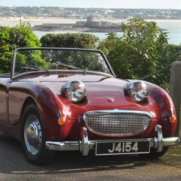 Location Austin Healey, Le Riche